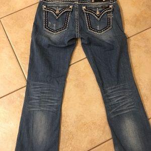Miss Me Jeans - Miss me size 30 boot cut jeans